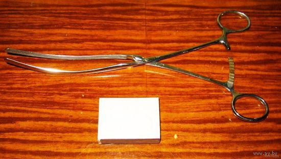 Инструмент медицинский (коллекция), лот No16а: жом эластический