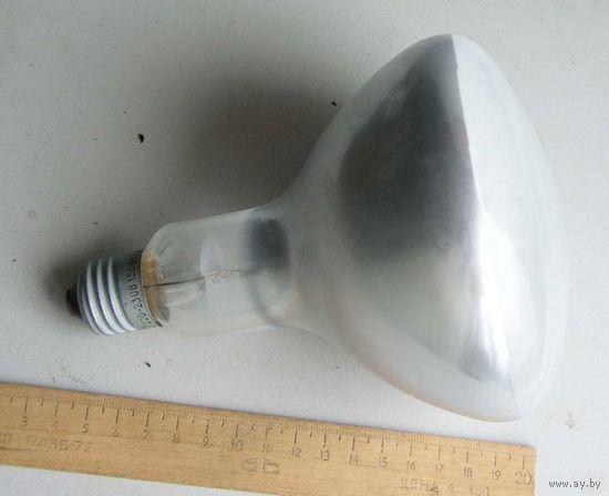 Лампа 220 вольт 150 ВТ для фото-кино осветителя  производство СССР 1989 год