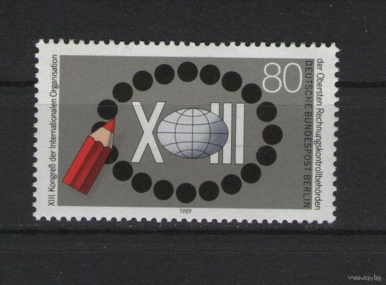Западный Берлин 1989 г. Mi N 843** Международный конгресс