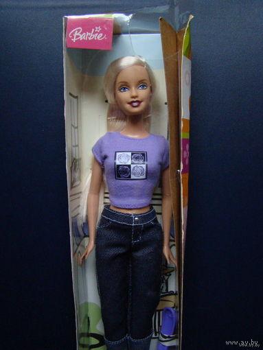 Новая кукла Барби, Barbie City Style