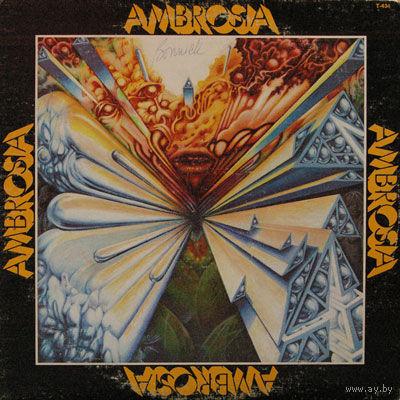 Ambrosia  - Ambrosia - LP - 1975
