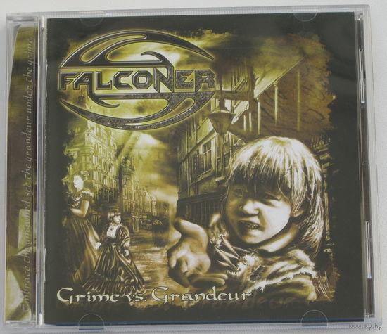 Falconer - Grime vs. Grandeur CD (лицензия) [Heavy/True/Power/Speed Metal]