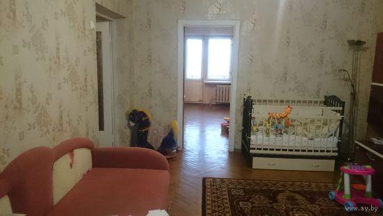Хорошая 3-х комнатная квартира в комфортном районе,близко к центру