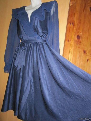 Платье нарядное (ретро), р.44. Очень красивое!!!