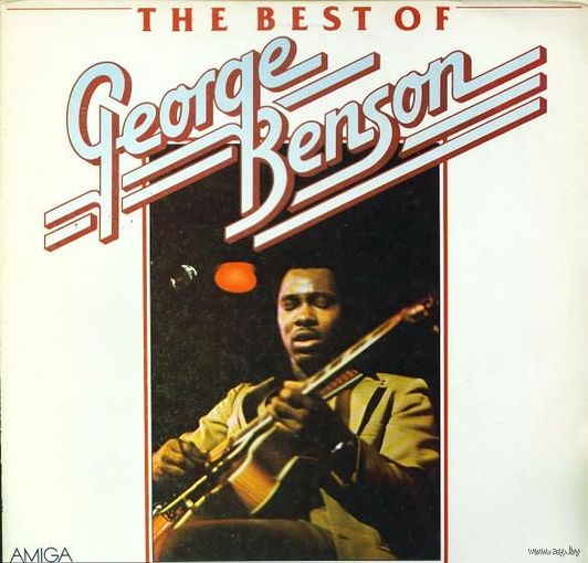 George Benson  -  The Best Of George Benson - LP - 1984