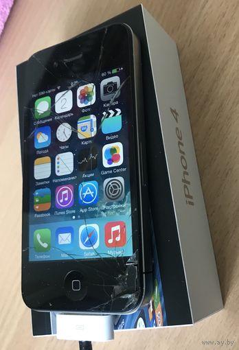 Айфон4 8 Гб