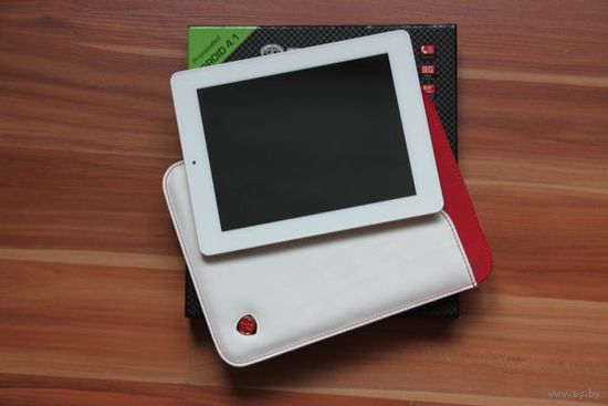 Планшет Prestigio MultiPad 2 ULTRA DUO 8.0 (PMP7280C 3G DUO, белый)