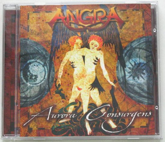 Angra - Aurora Consurgens CD (лицензия) [Progressive/Power Metal ]
