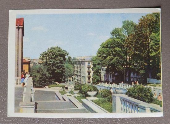Минск  улица К.Маркса 1964