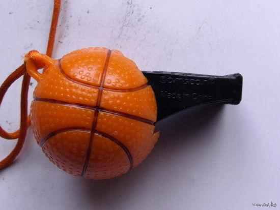 Свисток-мячик   распродажа