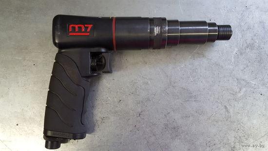 Пневмошуруповерт M7 RA-802, б/у неделю, на гарантии