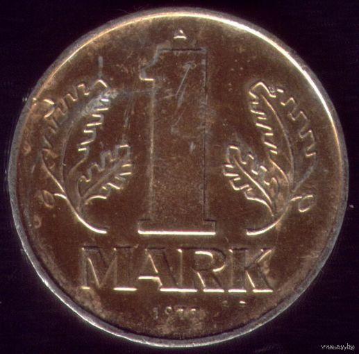 1 Марка 1977 год ГДР