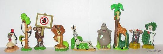 Мадагаскар - серия