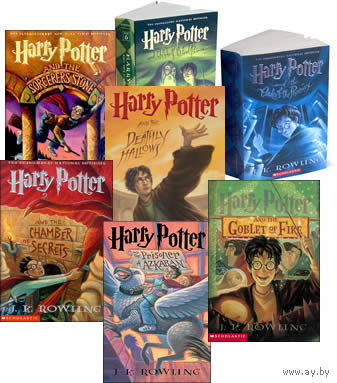 Гарри Поттер на Английском Аудиокнига