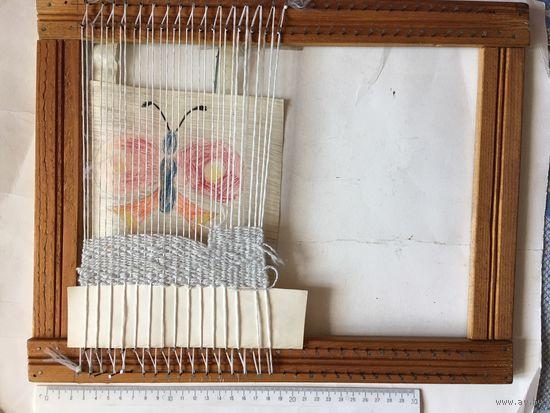 Рамка Приспособление для ткачества Всё то, что на фото