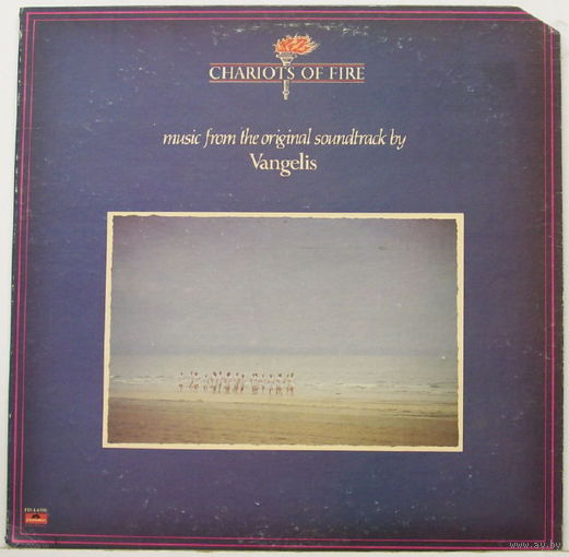LP Vangelis - Chariots Of Fire (1986)