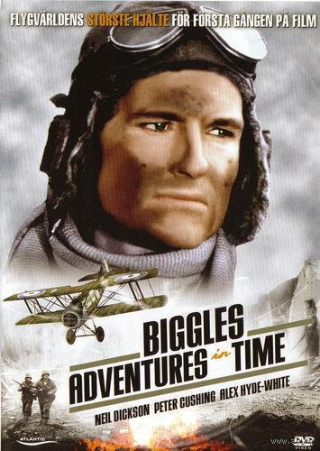 Бигглз: Приключения во времени / Biggles: Adventures in Time  Приключения, военный, DVD5