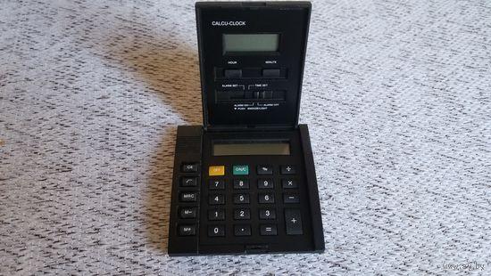 Часы-калькулятор MUL-T-LOCK