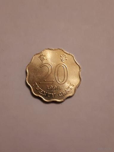 20 центов 1998г.