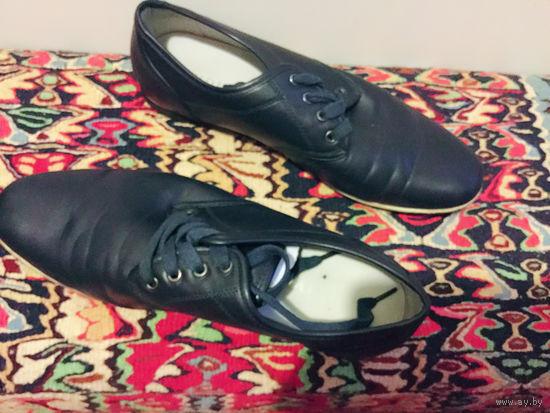 Туфли мужские , 42-43 , кожа