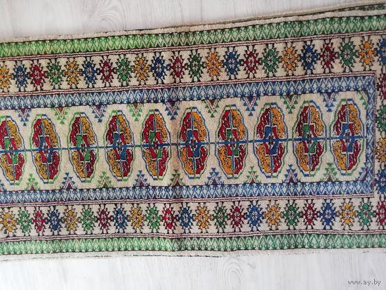 Туркменские ковры ручной работы. 2шт