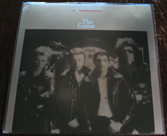 "Queen ""The Game"" LP 2009 (180 gram)"