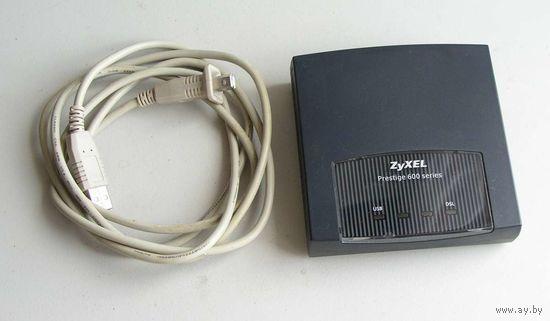 Модем USB ADSL modem ZyXEL Prestige 630-C1
