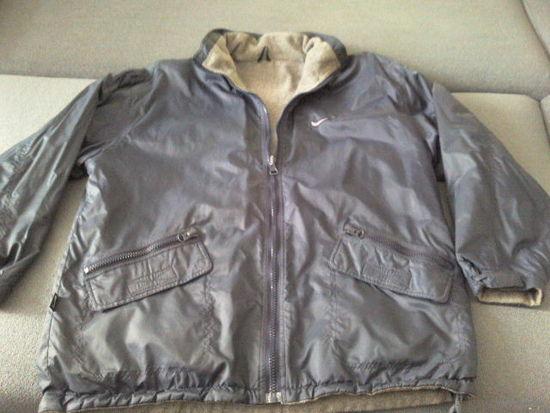 Куртка муж. двухсторонняя демисезонная NIKE