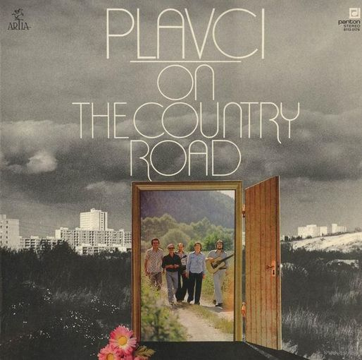 LP Plavci - On The Counry Road (1983)