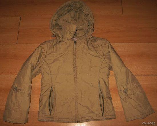 Куртка осенняя 7-10 лет