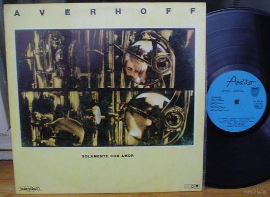 LP Averhoff - Solamente Con Amor