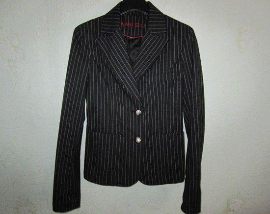 Пиджак AMISU приталенный, р.40-42