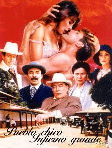 Ад в маленьком городке / Pueblo chico, infierno grande (Мексика, 1997) Все 80 серий. Скриншоты внутри