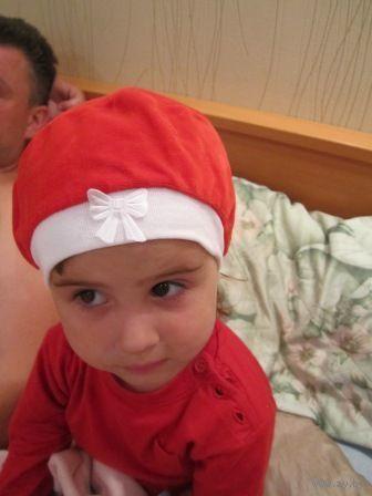 Лот ШАПОЧЕК, ПАНАМОЧЕК,повязочек для малыша