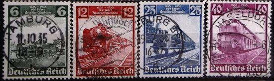 1935 ~ III REICH ~ локомативы рейха ~ полная серия