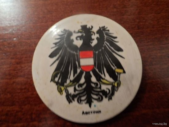 Значок Австрия