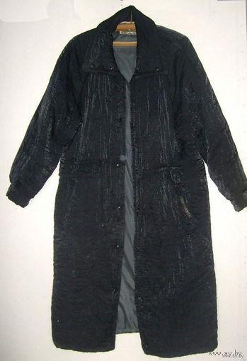 Пальто плащёвое