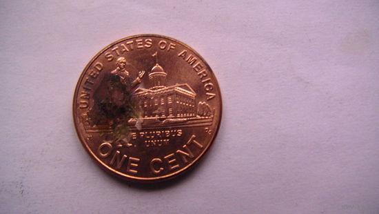 Коллекция = Один / 1 / цент США, Профессиональная жизнь Линкольна.(Третья монета) Цент 2009 года в честь 200-летия Линкольна No2   распродажа
