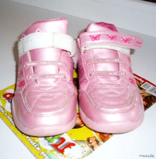 Кроссовки для девочки!!! Размер 31 ***