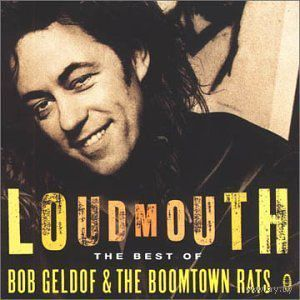 "BOB GELDOF ""Loudmouth"" Audio CD"