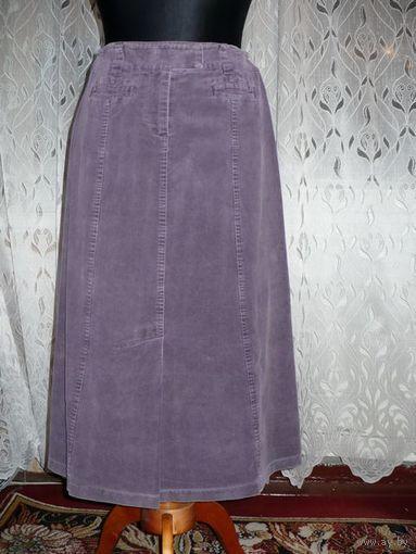 Снизила цену!!! Классичекая штроксовая юбка-макси, NEXT, 44-46, рост от 170