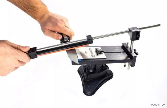 Точилка для ножей GANZO Touch PRO Ultra (с доработками)