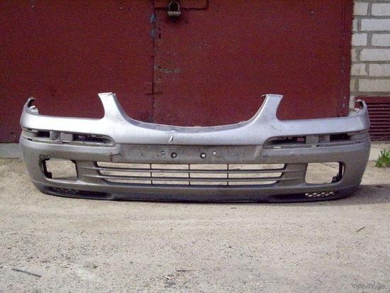 Бампер передний мазда 626 1997-2000г.