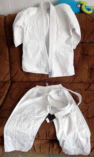 Самбовка (кимоно), комплект (на рост 140-160)