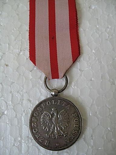 Медаль За спасание погибавших