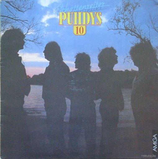 LP Puhdys - Puhdys 10: Schattenreiter (1981)