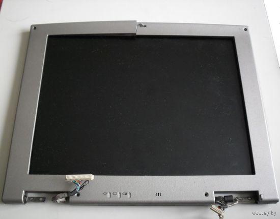 Матрица экран верхняя часть от ноутбука MITAC