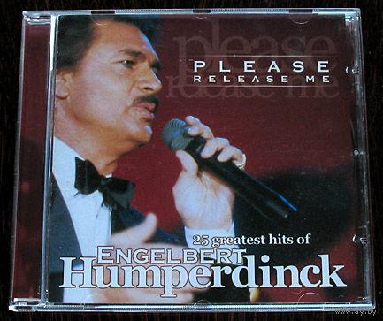 """Engelbert Humperdinck """"Please Release Me"""" Audio CD, 2000"""