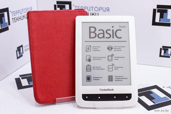 """Сенсорный 6"""" ридер PocketBook 624 (e-Ink, 4Gb, Wi-Fi). Гарантия"""