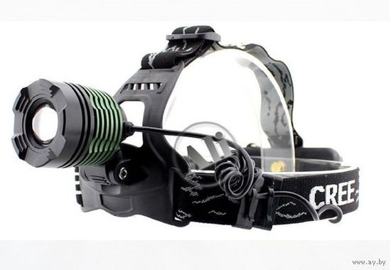 Налобный фонарь Огонь H-T522-T6 ZOOM